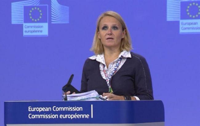 Фото: Коциянчич заявила, что ЕС не располагает доказательствами обвинений России