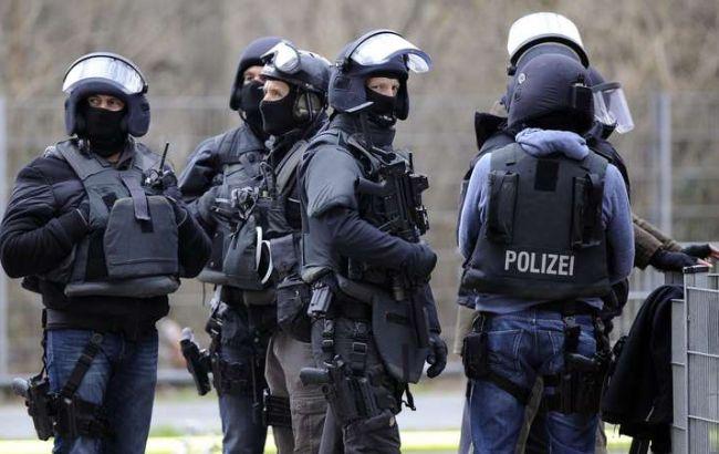 Фото: полиция арестовала подозреваемого в подготовке теракта