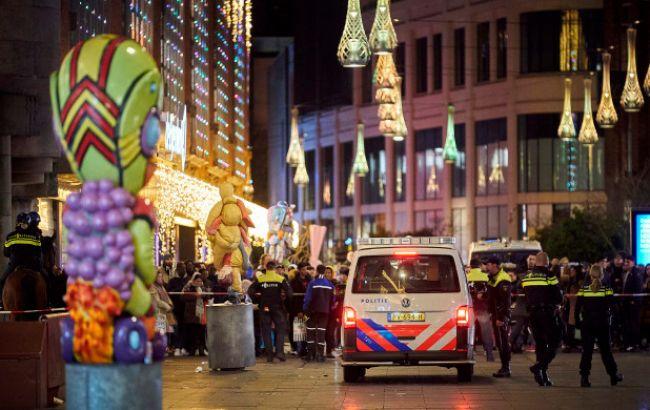 В Нидерландах уточнили число пострадавших от нападения неизвестного с ножом
