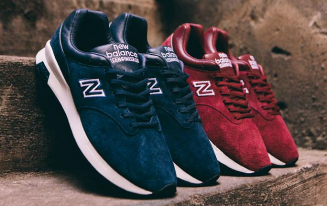 Фото: Кросівки New Balance (wadegallery.co.uk)