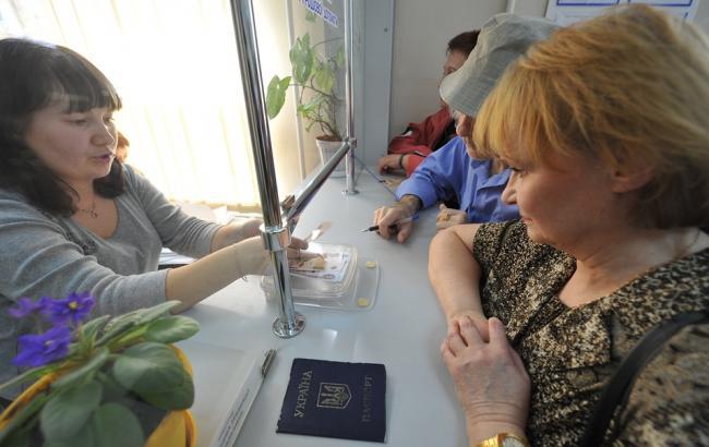 В Киеве работница почты воровала у людей пенсии