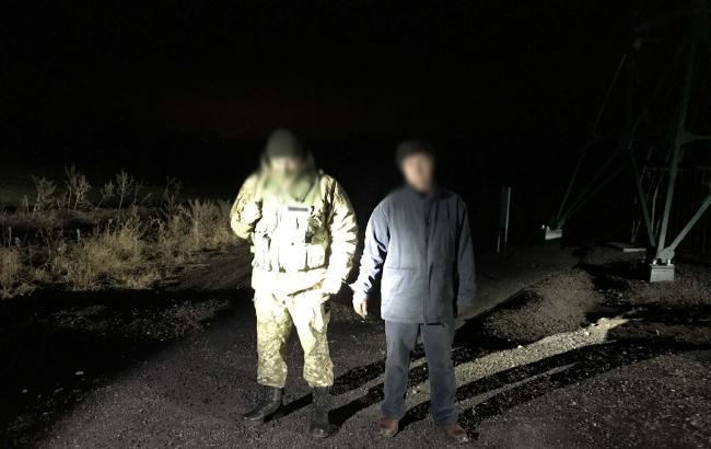 Фото: на границе с РФ задержан Егор Логвинов