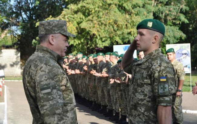 На Донбассе создадут новое региональное управление Госпогранслужбы