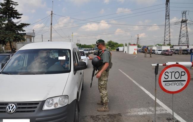 КПВВ на Донбасі за добу перетнули майже 36 тис. осіб