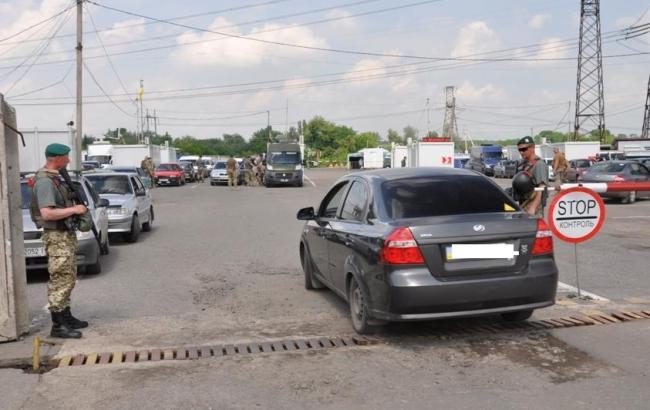 Пункты пропуска на Донбассе за сутки пересекли 39 тыс. человек