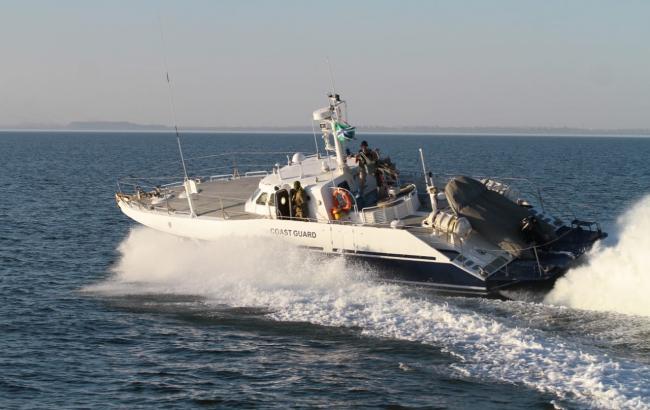 Российский пограничный катер совершил провокацию в Азовском море, - ГПСУ