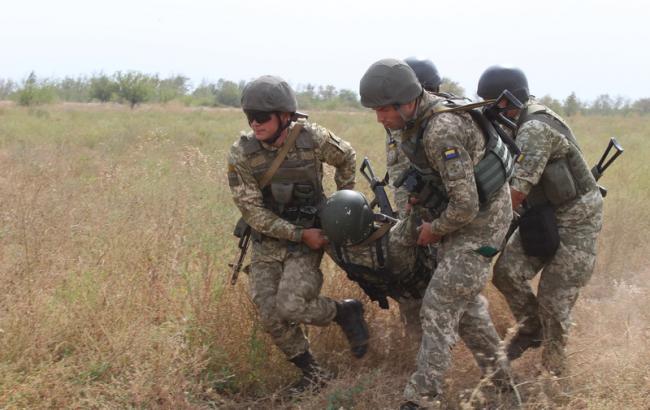 У Міноборони підтвердили інформацію про 5 постраждалих на Донбасі військових