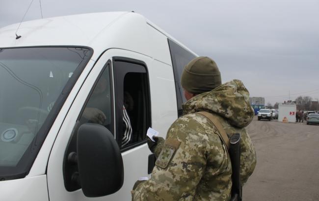 Пункти пропуску на Донбасі за добу перетнули понад 37 тис. осіб
