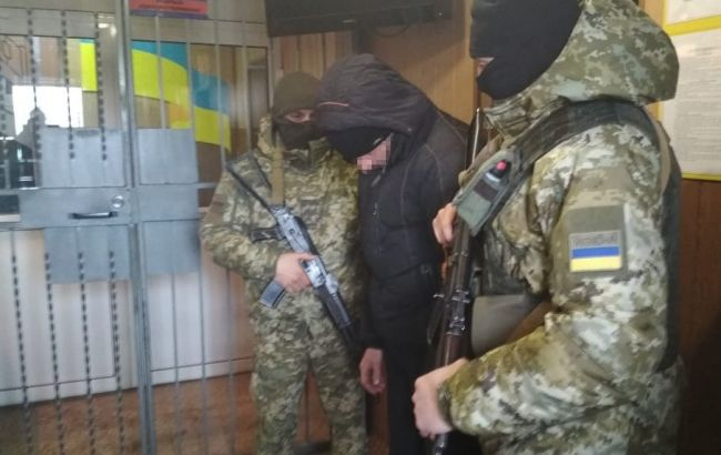 В Торецке задержали боевика, который охранял сбитый MH17