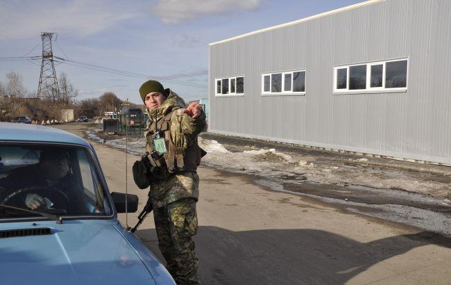 Пункты пропуска на Донбассе за сутки пересекла 41 тыс. человек