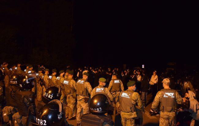 На україно-білоруському кордоні залишаються кілька сотень хасидів
