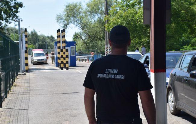 Украина запрещает въезд автомобилям на приднестровских номерах