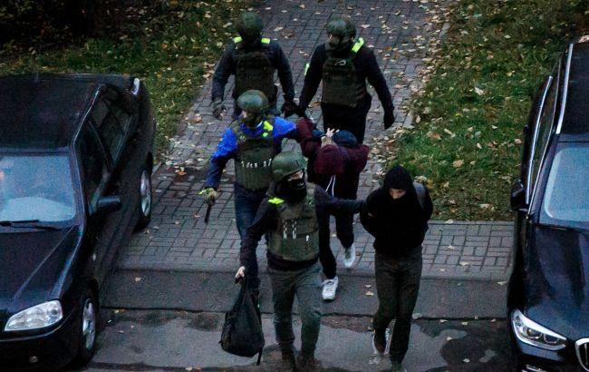 У Білорусі затримали українця: силовики його відвезли в невідомому напрямку
