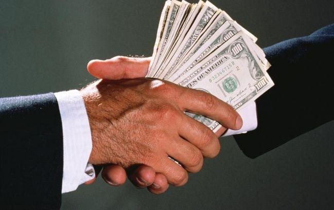 Фото: суддя Господарського суду Києва затримано на хабарі у 16 тис. доларів