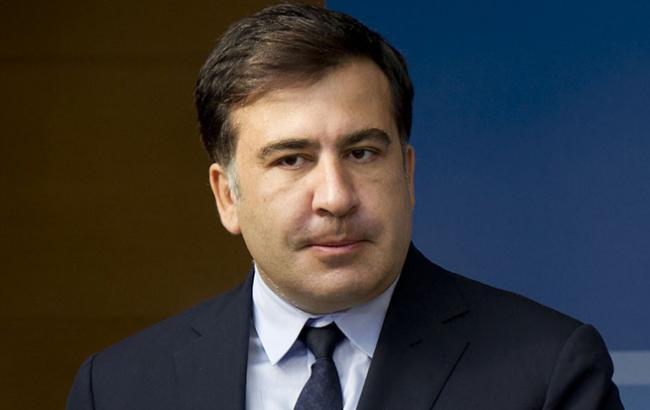 """Фото: """"Рух новых сил"""" Михаила Саакашвили запущен в регионах Украины"""