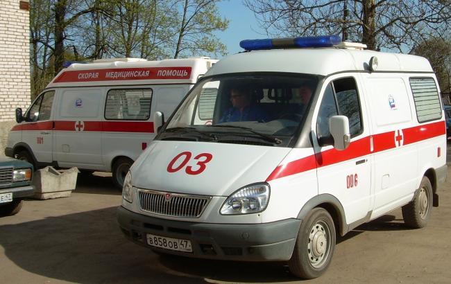 Фото: Машина швидкої допомоги (dumskaya.net