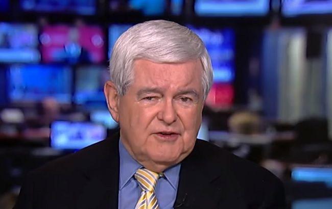 Фото: Ньют Гінгріч (скріншот відео Fox News)