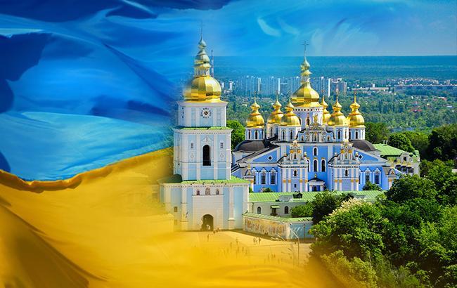 Фото: Украина отмечает День независимости-2016