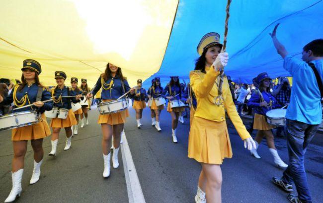 Сьогодні в Україні відзначається День незалежності
