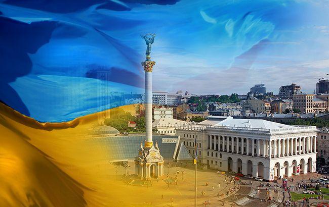 Украина празднует 25-летие со дня независимости