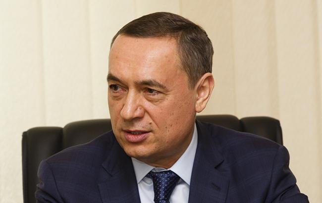 """Мартиненку оголосили підозру по справі """"Енергоатому"""""""