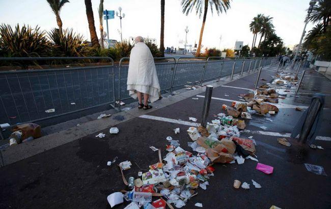 Фото: в Ницце заговорили о срыве туристического сезона после теракта