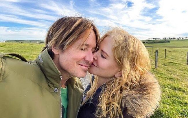 Це любов: Ніколь Кідман зворушила оригінальним привітанням для чоловіка-іменинника
