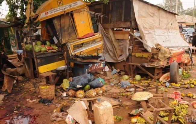 Фото: теракт у Нігерії