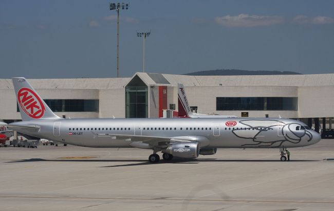 Фото: самолет авиакомпании Niki (upload.wikimedia.org)