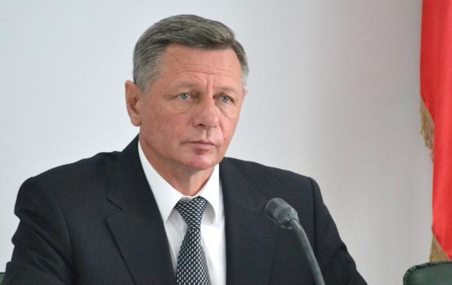 ВЛуцке тысячи людей попрощались смэром Романюком