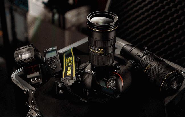 Фото: Nikon D5 (Nikon.ua)