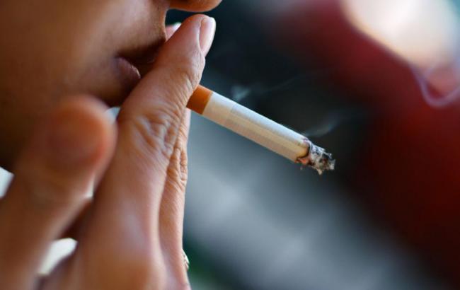 Фото: Курение (telegraph.co.uk)