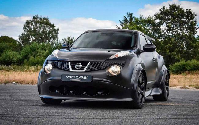 Рідкісний Nissan Juke з двигуном від суперкара GT-R виставлено на продаж