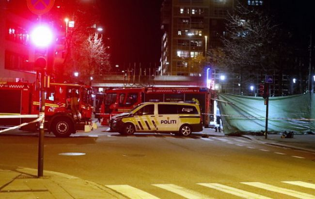Фото: полиция обезвредила бомбу в ночь на 9 апреля