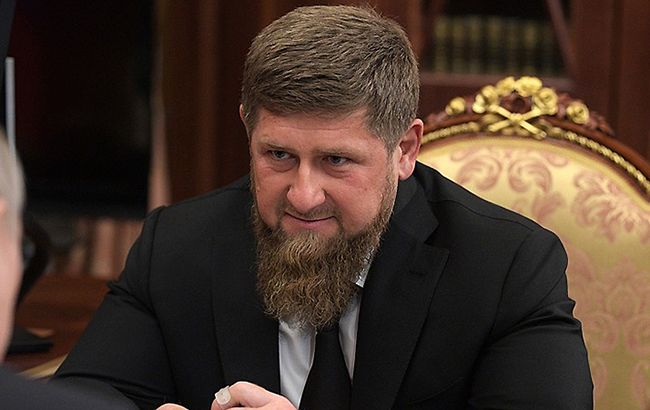 Фото: Рамзан Кадыров (kremlin.ru)
