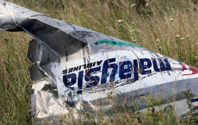 Фото: обломки самолета (flickr.com/osce_smmu)