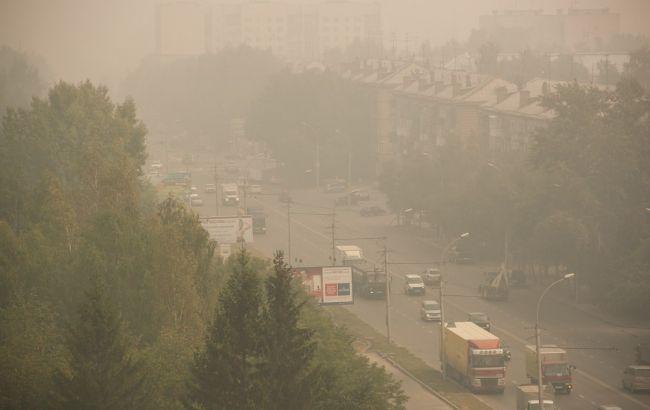 Фото: большинство городских жителей дышит грязным воздухом