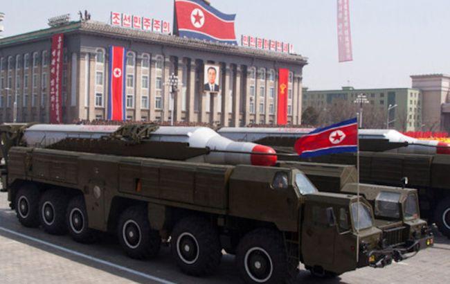 Пхеньян готовит запуск межконтинентальной ракеты