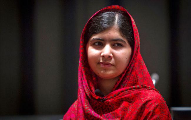 Фото: Малала Юсуфзай стала послом ООН в 19 лет