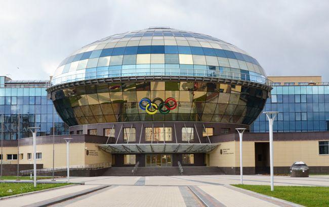 США введут санкции против Олимпийского комитета Беларуси