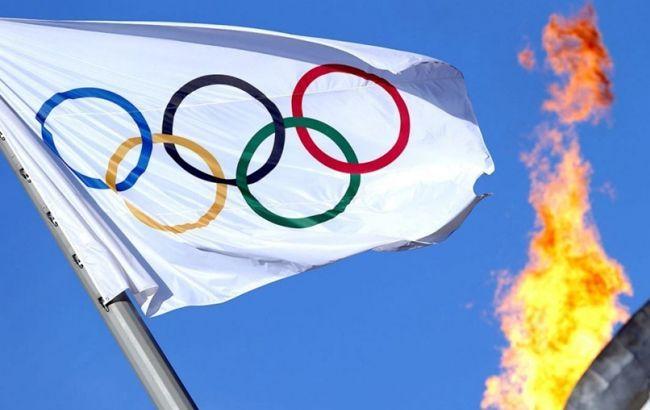 Олімпійський вогонь запалили без глядачів
