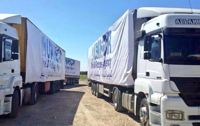 ООН відправить ще один гумконвой в оточену Східну Гуту в Сирії