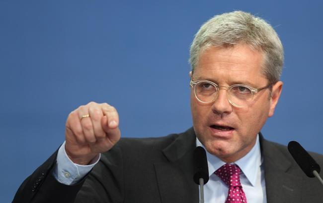 Фото: голова комітету Бундестагу з питань зовнішньої політики Норберт Реттген