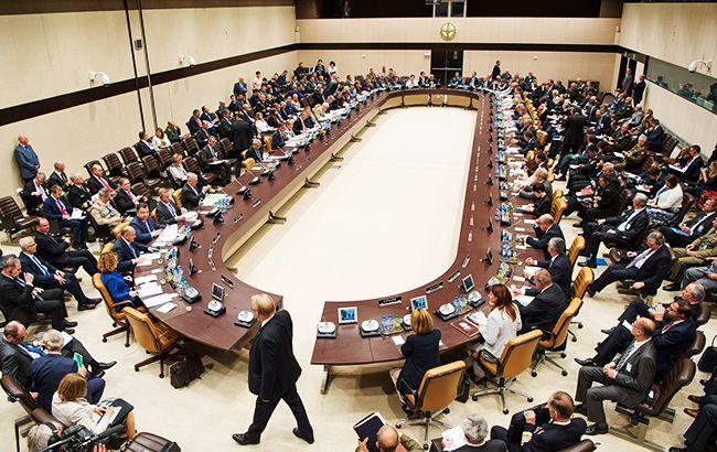 Фото: заседание НАТО (flickr.com/secdef)