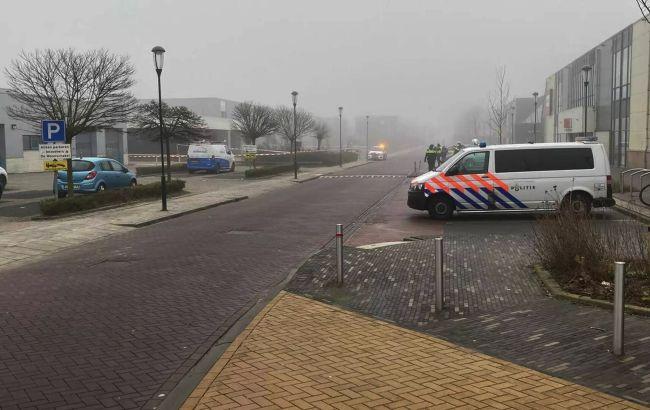 У Нідерландах біля центру з тестування на COVID прогримів вибух