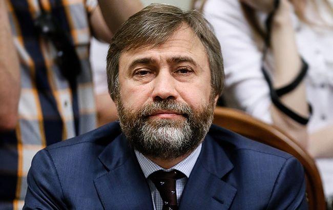 Рада рассмотрит снятие неприкосновенности с Новинского 8 декабря