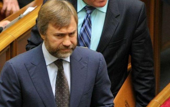Следователь МВД принес повестку нардепу Новинскому на согласительный совет