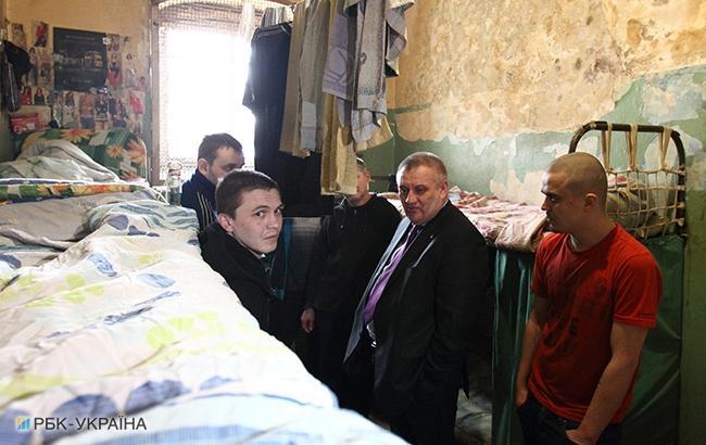 В яких умовах утримують заарештованих у Лук'янівському СІЗО