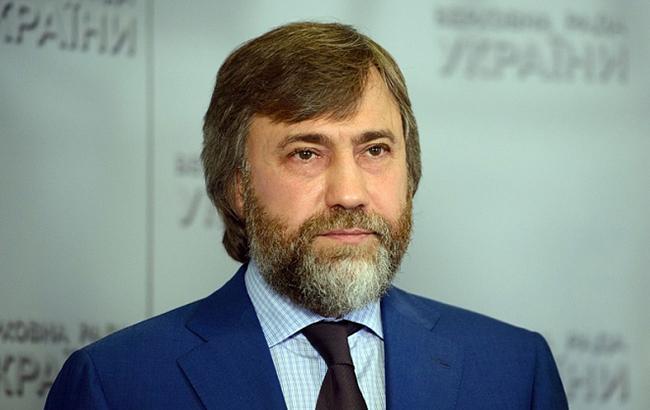 """Вадим Новинський """"шокує"""" політологів"""