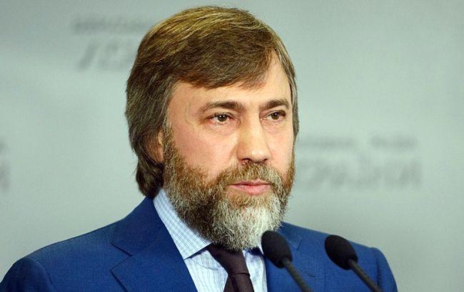 """Новинский назвал обыски в """"Смарт-Холдинге"""" попыткой надавить на него самого и на парламентскую оппозицию"""